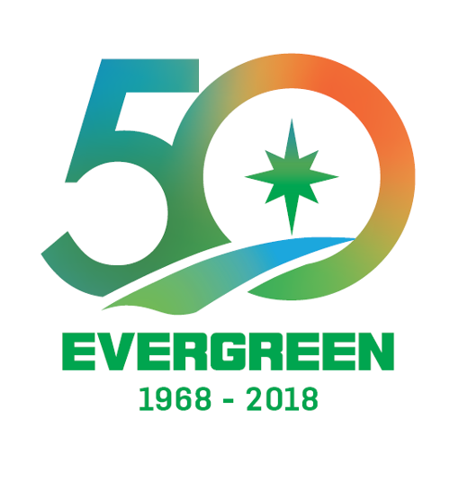50 Anniversary Evergreen